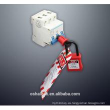 OEM y CE Bloqueo y rotulador del disyuntor de múltiples funciones saftety miniatura