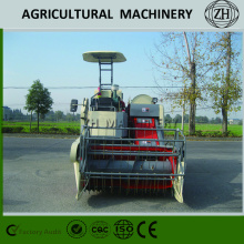 2.0kg/s Feeding Capacity Mini Combine Harvester