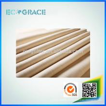 Tela de filtro de Aramid de alta temperatura de alta calidad de la resistencia