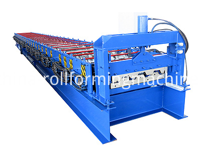 720mm Floor Deck Roll Forming Machine