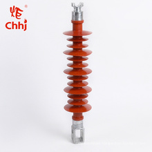 66KV High voltage cross arm polymer composite insulator