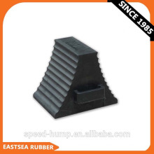 Made In China Rubber Double Side Truck Wheel Chock
