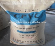 CPVC resin extrusion and injection grade polymer resin