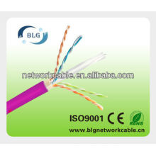 12 years factory experience networking Cat5e cat6 UTP cable