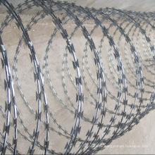 Низкая цена и высокое качество Razor Wire для продажи (заводская)