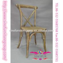 Mobiliário de eventos casamento cadeira de madeira