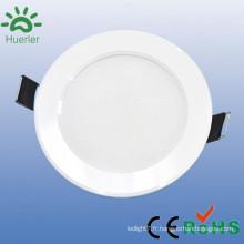 2014 nouvel éclairage intérieur blanc moderne 100-240v 110v 220v smd5730 9w conduit gimble down light