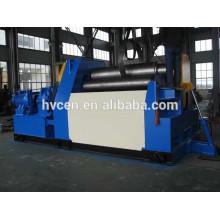 Hidráulico 4 rollos placa máquina de doblado w12-6 * 2500 / w12 máquina de laminación