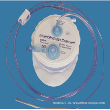 Surgery PVC Spring Wound Drainage System