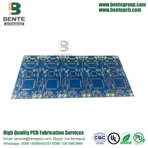 Sample Custom PCB Blue Ink