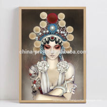 Sex Chinese Girl Painting Culture Art For Sale