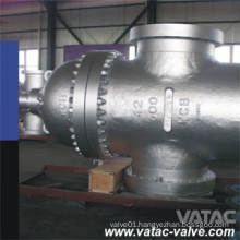 API 6D Through Conduit Gate Valve