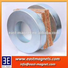 ring shape OD220mm neodymium for sale/ndfeb magnet ningbo east magnet factory