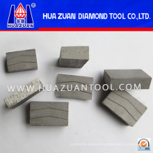 Sharp 800mm Diamond Cutting Segment for Marble (Hz364)