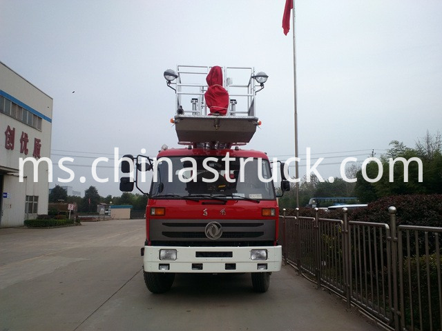 20m Dongfeng Aerial Ladder Fire Truck