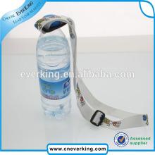 Изготовленный на заказ печатный шнур с держателем бутылки воды