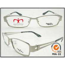 Lunettes en métal pour les lunettes de lecture à la mode à la mode (WRM410007)