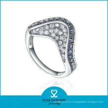 Кольцо ювелирных изделий способа Sapphire CZ (SH-R0292)