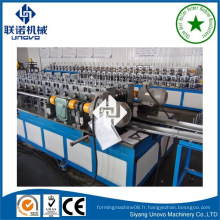 Machine de formage de rouleaux de métal pour rack d'armoires de distribution