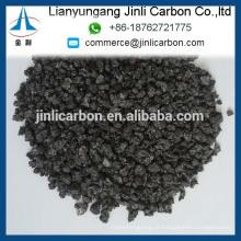 S 0,5% 1-5 CPC coque de petróleo calcinado / alto teor de enxofre Grafite / alto teor de enxofre Grafite / aditivo de carbono calcinado