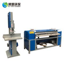 Abisoliermaschine mit Cutter
