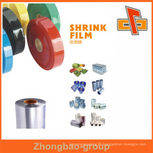 Plastic Shrink Bands Packaging For Protection Decoration From Factory