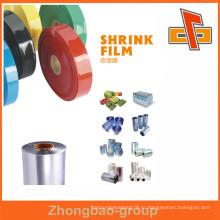 Пластиковые термоусадочные ленты Упаковка для защиты Украшение от фабрики
