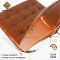 Couro Artificial designer mobiliário escritório cadeira de Barcelona (GV-BC01)