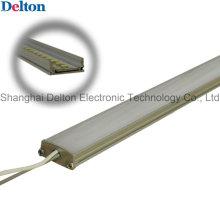 DC24V 3.8W barra de la luz del gabinete del LED (tira del LED con la cubierta)