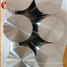 Vente chaude ASTM B365 pur tige de tantale prix par kg