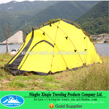 good quality aluminum pole camping tent