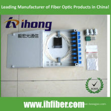 Mini FTTH Fiber Optic Terminal Box