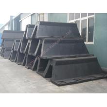 Arco Furgão De Borracha / Fender Marinha (TD-B1000H)