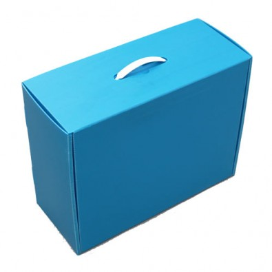 Custom Corrugated Plastic Medicine Box