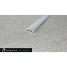 Aluminum Powder Coated Bottom Slat for Roller Blind