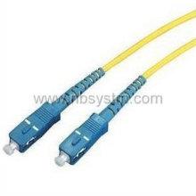 Fiber Optic Cable, SC-SC Sinnglemode Simplex (9/125 type)