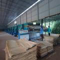Equipo de secado de chapas de madera