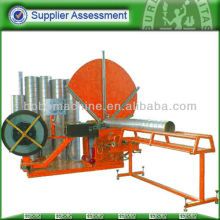 Duct manufacturing machines