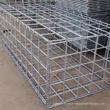 Gabion basket hexagonal wire mesh gabion mesh wire cages Gabion box
