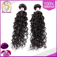 Русский черный цветные фигурные расширения Афро волосы прическа конский хвост
