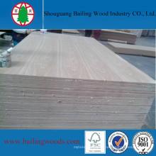 MDF en placage naturel en bois pour meubles