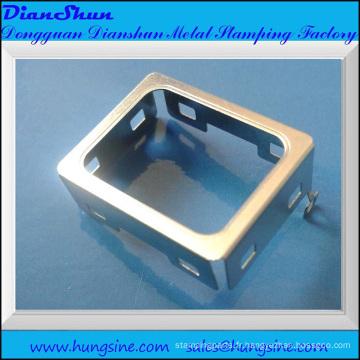 Pièces métalliques embouties en acier inoxydable étirées en profondeur