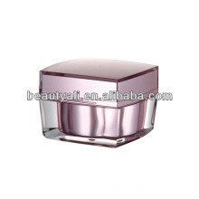 5g 15g 30g 50g 100g cuadrado de crema cosmética crema jar