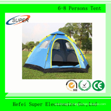 Cheap Price Outdoor Camping Tent for 6-8 Persons
