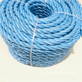 Hot Sale Blue PP Splitfilm Twist Cord