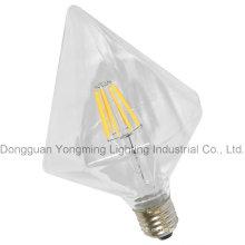 ¡Seliing caliente! Bombilla de LED de diamante plano con aprobación CE