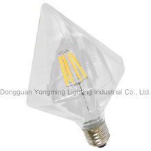 Hot Seliing! Flat Diamond LED Lighting Bulb with CE Approval