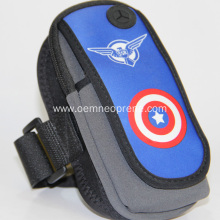 Captain America Phone Armband