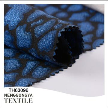 China fábrica de Alta qualidade Confortável tecido elegante jacquard