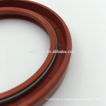Rubber-metal oil seal or silicone Oil seals for canisters Mechanical Auto sealing parts bearing Shaft Transmission ring